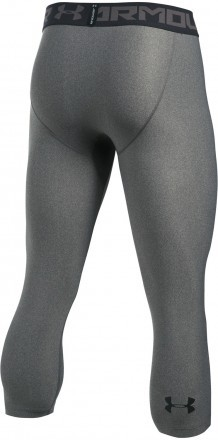 Under Armour HG Armour 2.0 3/4 Legging Grey