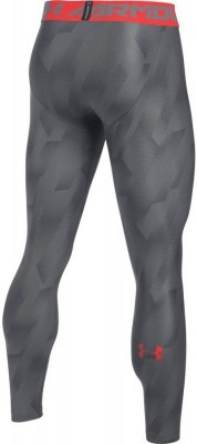 Under Armour HeatGear Armour 2.0 Novelty Legging Grey