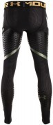 Under Armour HeatGear Armour Zonal Comp Legging Black