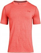 koszulka męska Under Armour Threadborne Fitted Short Sleeve Red