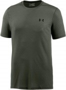 <span class=lowerMust>koszulka męska<br /></span> Under Armour Threadborn FTD Emboss ShortSleeve DownTown Green
