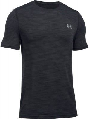 koszulka męska Under Armour Threadborne Seamless ShortSleeve Black