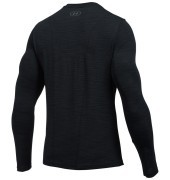 koszulka męska Under Armour Threadborn Seamless LongSleeve Black