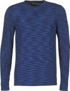 koszulka męska Under Armour Threadborn Seamless LongSleeve Blue