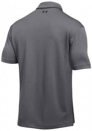Under Armour Tech Polo Grey
