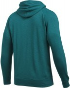 Under Armour Sportstyle F/Z Tri Hood Turquoise
