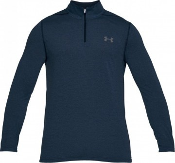 Under Armour Threadborne Fitted 1/4 Zip Navy