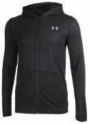 Under Armour Threadborne Fitted FZ Hoody Black