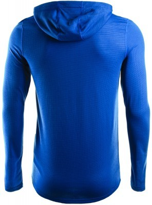 Under Armour Threadborne Fitted FZ Hoody Blue