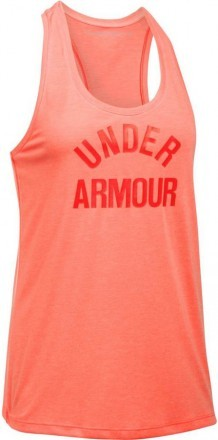 Under Armour Threadborne Train WM Tank TW Orange