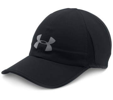 Under Armour Men's Shadow Cap 4.0 Black