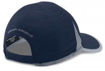 Under Armour Men's Shadow Cap 4.0 Navy Grey