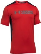 <span class=lowerMust>koszulka męska<br /></span> Under Armour Raid Graphic ShortSleeve Red/Blac