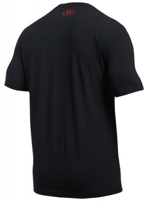 koszulka męska Under Armour I Will Shore Sleeve Black