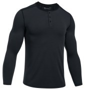 <span class=lowerMust>koszulka męska<br /></span> Under Armour Theardborne Knit Fitted Henley