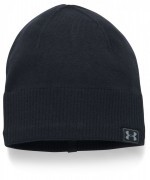 AGR Und W17 M Men's UA Reactor Knit Beanie BK