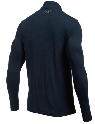 Under Armour Threadbone Seamless 1/4 ZIP Navy