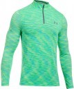 Under Armour Threadbone Seamless 1/4 ZIP Green