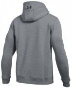 Under Armour Threadborne 1/2 Zip Hoodie Gray