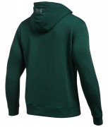 Under Armour Threadborne 1/2 Zip Hoodie Green
