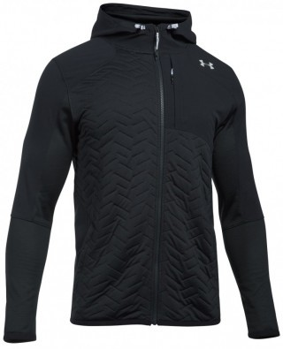 Under Armour Reactor Insulated Full Zip Black