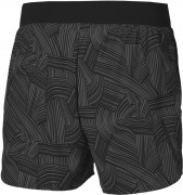 Asics Fuzex 55IN Print Short Grey