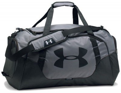 Under Armour Duffle 3.0 M Black Graphite