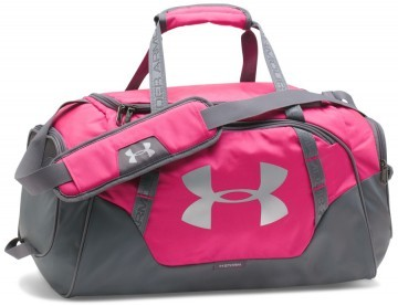 Under Armour Duffle 3.0 S Pink