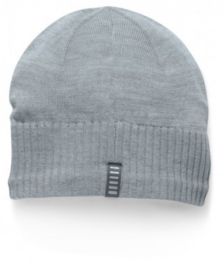 Under Armour Reflective Knit Beanie Gray