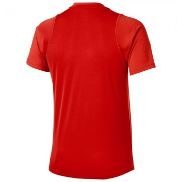 ASICS Club SS Top Red