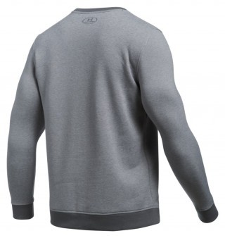 Under Armour Rival Fitted EOE Crew Grey