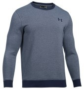 Under Armour Rival Fitted EOE Crew Navy
