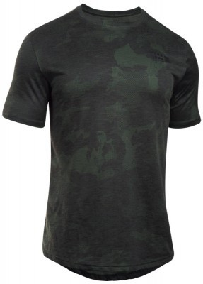 koszulka męska Under Armour Sportstle Core Tee Camo Green
