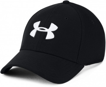 Under Armour Men's Blitzing 3.0 Cap Black White