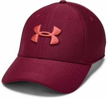 Under Armour Men's Blitzing 3.0 Cap Red