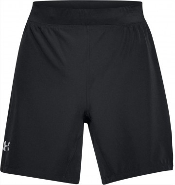 Under Armour Speedpocket SW 7'' Short Black