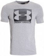 <span class=lowerMust>koszulka męska<br /></span> Under Armour UA Boxed Sportstle Short Sleeeve Grey
