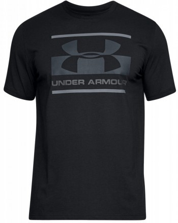 Under Armour Blocked Sportstle Logo Black