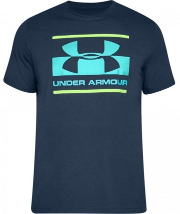 Under Armour Blocked Sportstle Logo Blue Yellow
