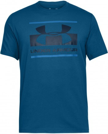 Under Armour Blocked Sportstle Logo Blue