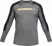 koszulka męska Under Armour Perpetual Fitted Long Sleeve Black