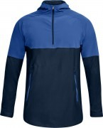 Under Armour Threadborne Vanish Popover Navy Blue