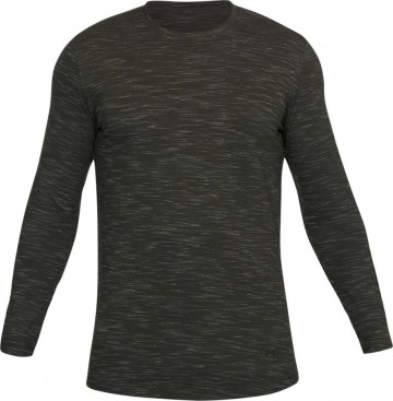 Under Armour Sportstyle Long Sleeve Tee Green