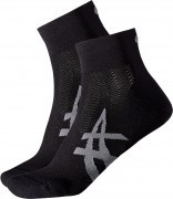 Asics Cushioning Sock 0904 Black 2 Pack