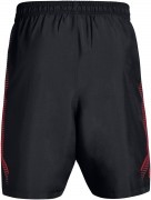 Under Armour Woven Graphic Short Black / Red