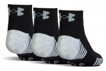 Under Armour UA HeatGear Low Cut 3 Pack