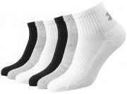 Under Armour Charged Cotton 2 Quater Gray 6Pack