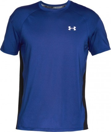 Under Armour UA Coolswitch Run SS V4 Blue