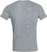 koszulka męska Under Armour Threadborne Elite Short Sleeve Grey