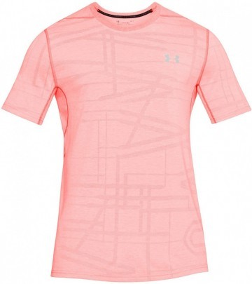 Under Armour Threadborne Elite Short Sleeve Pink